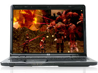 HP Pavilion Notebook PC dv9200